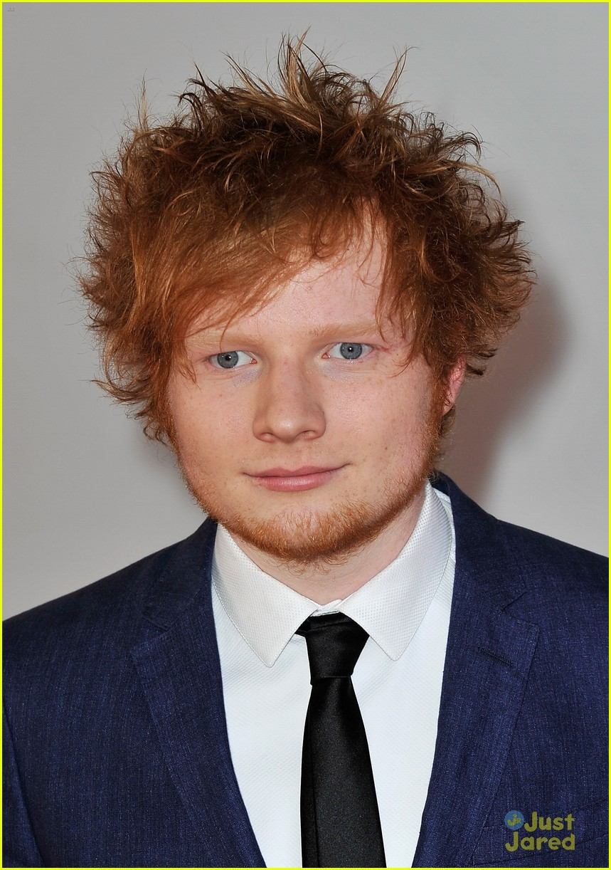 male singer with red hair at the 2015 grammys ed sheeran vorrebbe scopare di pi 249 deer waves